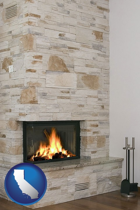 Fireplaces & Accessories Retailers in California