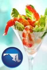 maryland a shrimp cocktail