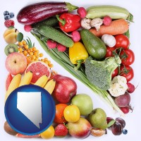 nv fruits and vegetables