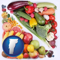 vt fruits and vegetables