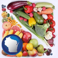 wi fruits and vegetables