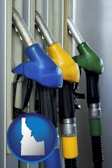 idaho gasoline pumps