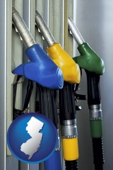 new-jersey gasoline pumps