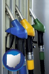 ohio gasoline pumps