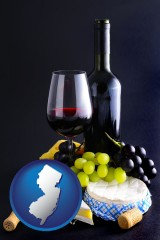 new-jersey gourmet food and wine