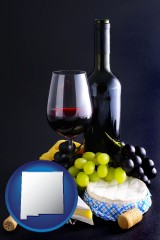 new-mexico gourmet food and wine