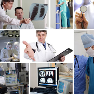 hospital equipment and supplies
