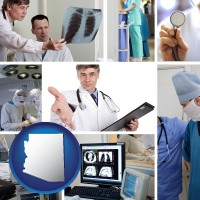 arizona hospital equipment and supplies