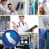 california hospital equipment and supplies