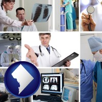 washington-dc hospital equipment and supplies