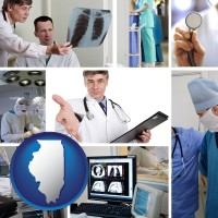 illinois hospital equipment and supplies