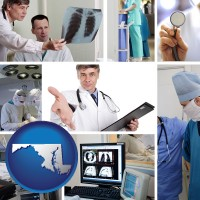 maryland hospital equipment and supplies