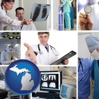 michigan hospital equipment and supplies
