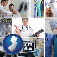 new-jersey hospital equipment and supplies
