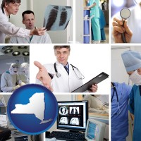 new-york hospital equipment and supplies
