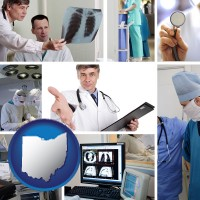 ohio hospital equipment and supplies