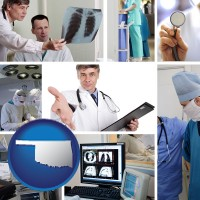 oklahoma hospital equipment and supplies