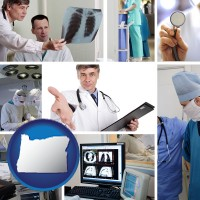 oregon hospital equipment and supplies