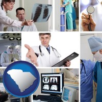 south-carolina hospital equipment and supplies