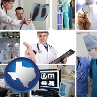 texas hospital equipment and supplies