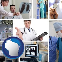 wisconsin hospital equipment and supplies