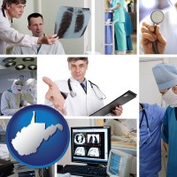 west-virginia hospital equipment and supplies