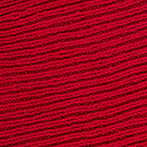 a knitted fabric sample