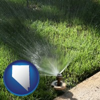 nevada a directional lawn sprinkler