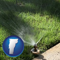 vermont a directional lawn sprinkler