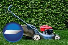 tennessee a power lawn mower