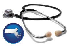 massachusetts a stethoscope