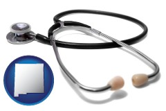 new-mexico a stethoscope