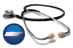 tennessee a stethoscope