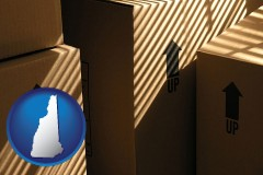 new-hampshire moving boxes