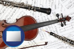 colorado classical musical instruments