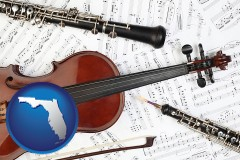 florida classical musical instruments