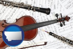 montana classical musical instruments