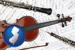 new-jersey classical musical instruments