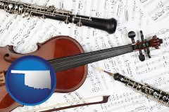oklahoma classical musical instruments