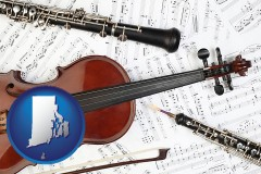 rhode-island classical musical instruments