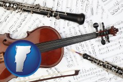 vermont classical musical instruments