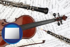 wyoming classical musical instruments