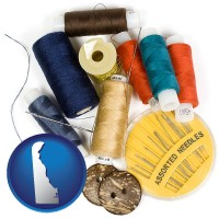 delaware a sewing kit