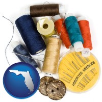 florida a sewing kit