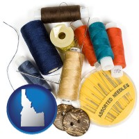 idaho a sewing kit