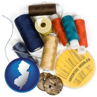 new-jersey a sewing kit