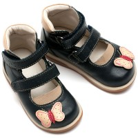 orthopedic shoes for a child