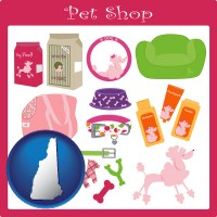 new-hampshire pet shop products