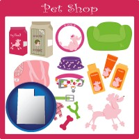 utah pet shop products