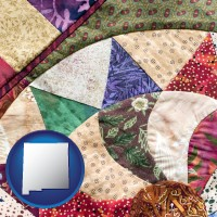 new-mexico a patchwork quilt